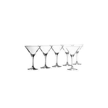 Krosno Vinoteca 150ml Martini Glass Set of 6