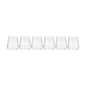 Krosno Avant-Garde Tumbler 380ml Set of 6
