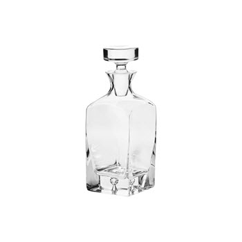 Krosno Legend Whisky Carafe 750ml