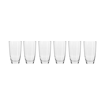 Krosno Harmony Highball 500ml Set of 6