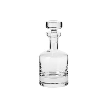 Krosno Sterling Whisky Carafe 750ml