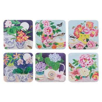 Maxwell & Williams Assorted Day & Night Coaster Set of 6