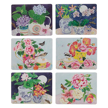 Maxwell & Williams Assorted Day & Night Placemat Set of 6