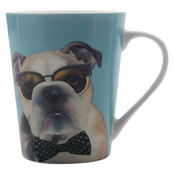 Christopher Vine The Mob George Mug 420ml
