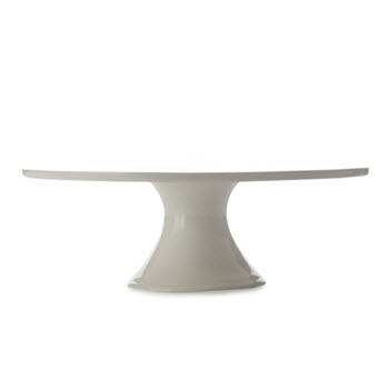 Maxwell & Williams White Basics 30cm Gift Boxed Cake Stand