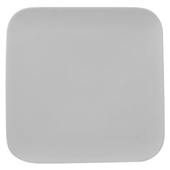 Maxwell & Williams 35cm White Basics Curve Square Platter