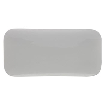 Maxwell & Williams 25 x 16cm White Basics Curve Rectangle Platter
