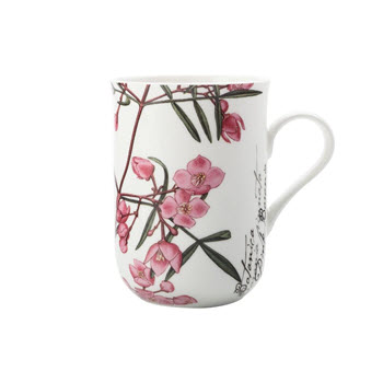 Maxwell & Williams Royal Botanic Garden Mug Boronia Gift Boxed 300ml