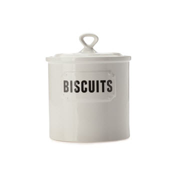 Casa Domani Rivetto Canister Biscuits 2L Gift Boxed