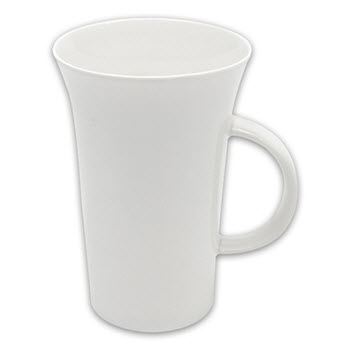 Maxwell & Williams 500ml White Basics Flared Mug