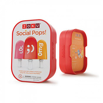 Zoku Social Media Kit Pop Maker