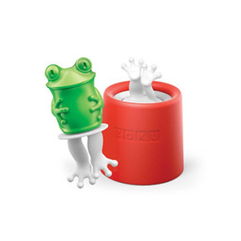 Zoku Ice Pop Mould Frog