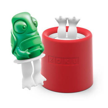 Zoku Ice Pop Mould Turtle