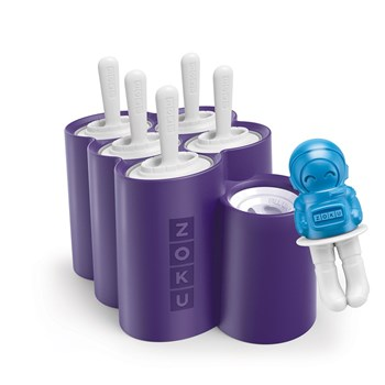 Zoku Ice Pop Moulds Space Pop