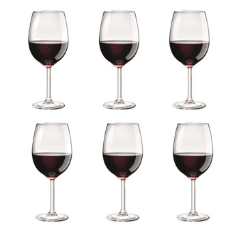 Cellar Tonic 520ml Red Wine Glass - Set of 6