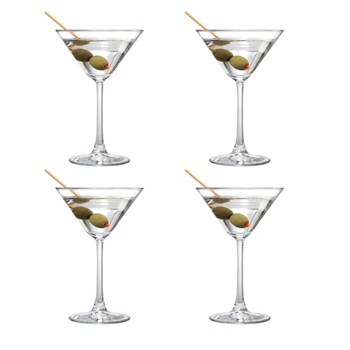 Cellar Tonic Martini 290ml Glass Set of 4