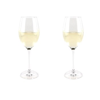 Cellar Premium Set of 2 White Wine Glass 410ml