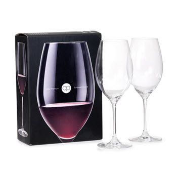 Cellar Premium 540ml Set of 2 Red Wine Glass