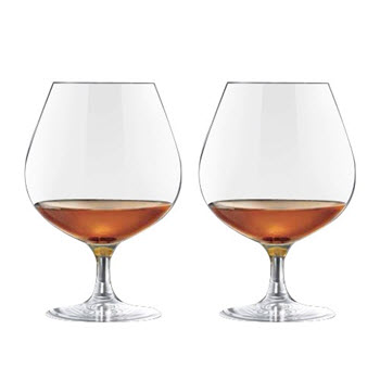 Cellar Premium Set of 2 Cognac Glasses 660ml