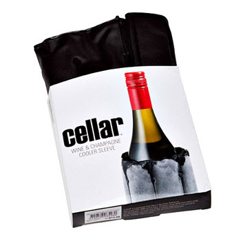 Cellar Wine Bottle Cooler Sleeve