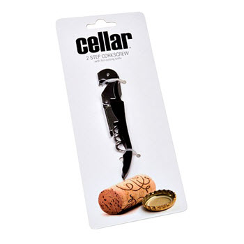 Cellar Two Step Corkscrew