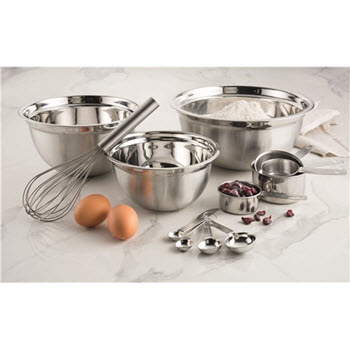 Soffritto Professional Bakeware 12 Piece Mix & Measure Set
