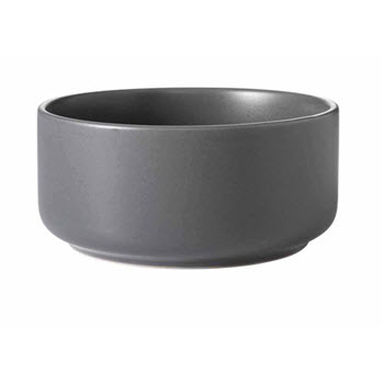 Alex Liddy Share 11cm Small Bowl Set of 2 Charcoal