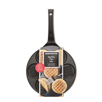 Soffritto 26cm Waffle Frypan