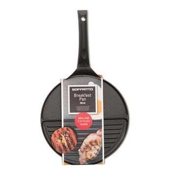 Soffritto 26cm Breakfast Frypan
