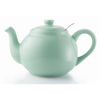 Ambrosia Kira 1L  Tea Pot with Infuser Mint