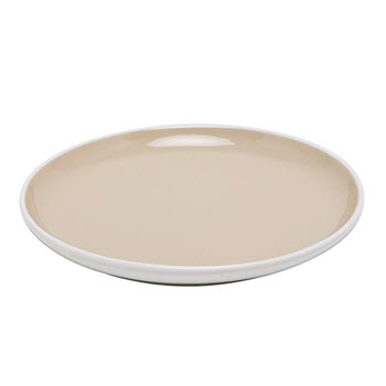Alex Liddy Bella 21.5cm Plate Putty