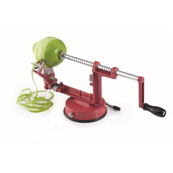 Scullery Essentials Red Apple Peeler