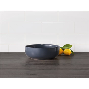 Ambrosia Studio 28.5cm Round Bowl Midnight