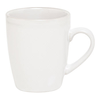 Ambrosia Remi 355ml Stripe Mug Grey