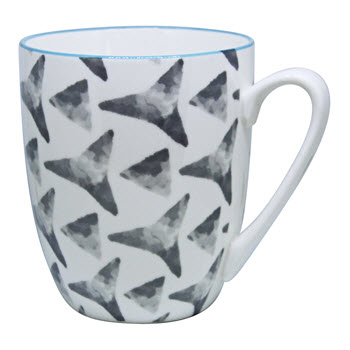 Ambrosia Koko Darcy 350ml Mug Arrow Grey