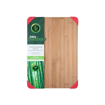 Scullery Bamboo 38cm Board with Slip Resistant Corners