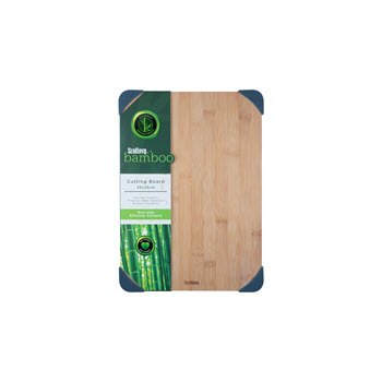 Scullery Bamboo 35cm Board with Slip Resistant Corners