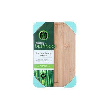 Scullery Bamboo 23cm Board with Slip Resistant Corners