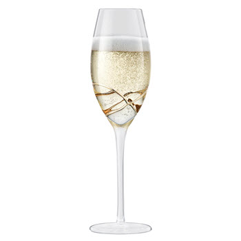 Cellar Premium Luxe Set of 2 Champagne Glass 200ml