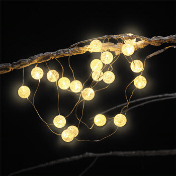 Ambrosia Festive Medley 1.9m LED String Lights