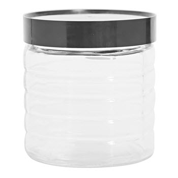 Ambrosia Connect Canister 900ml Dark Grey