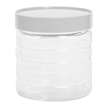 Ambrosia Connect Canister 900ml Light Grey
