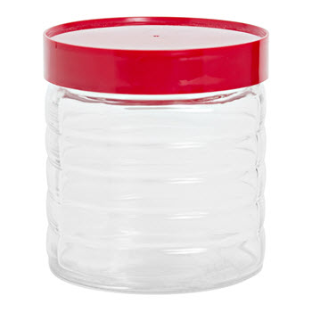 Ambrosia Connect Canister 900ml Red
