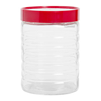 Ambrosia Connect Canister 1.25L Red