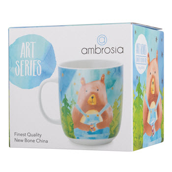 Ambrosia Art Series Mug 400ML Starry