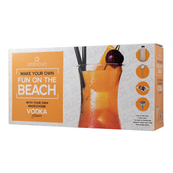 Ambrosia Petite Treats Vodka Set