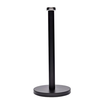Scullery Large Paper Towel Holder Black