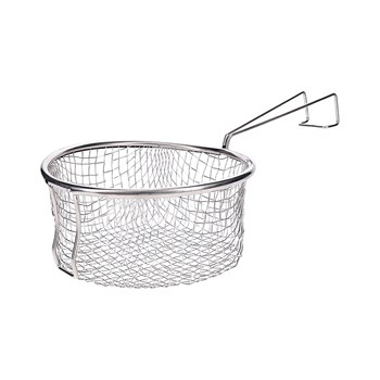 Soffritto A Series Stainless Steel Fry Basket 18cm