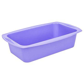 Scullery Kolori Silicone Loaf Baking Pan Purple