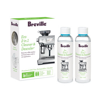 Breville 2-in-1 Cleaner & Descaler